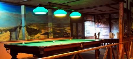 Бильярдный клуб в Запорожье