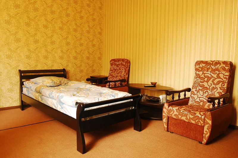 Отель в клубе СЭМ